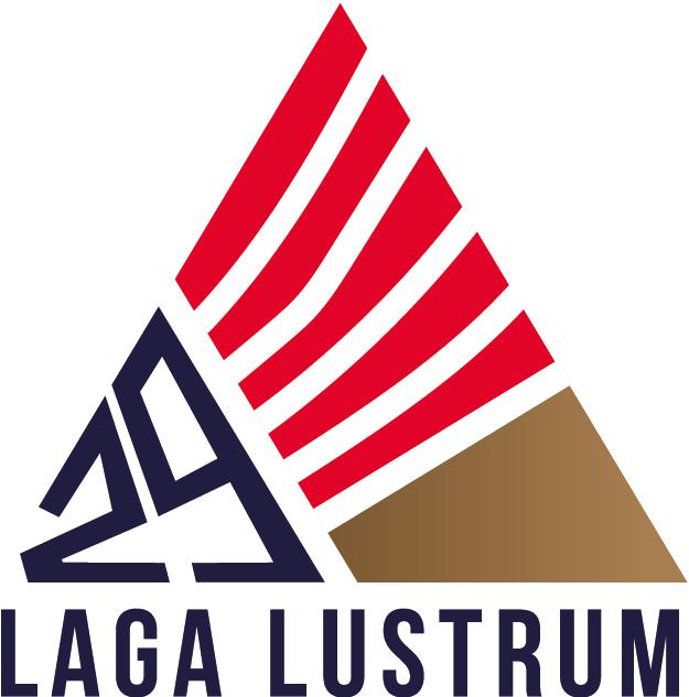Laga lustrum site is live!